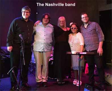Nashville Band 6-2018